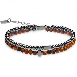 Bracelet Jack & Co Homme Cross-Over JUB0008