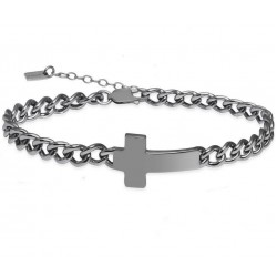 Bracelet Jack & Co Homme Cross-Over JUB0014