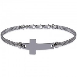 Acheter Bracelet Jack & Co Homme Cross-Over JUB0018