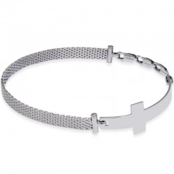 Bracelet Jack & Co Homme Cross-Over JUB0019