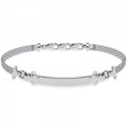 Acheter Bracelet Jack & Co Homme Cross-Over JUB0021