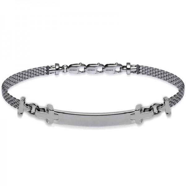 Acheter Bracelet Jack & Co Homme Cross-Over JUB0022