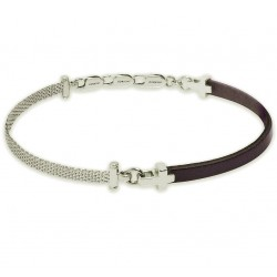 Acheter Bracelet Jack & Co Homme Cross-Over JUB0025
