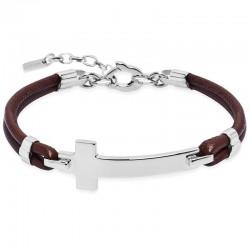 Acheter Bracelet Jack & Co Homme Cross-Over JUB0031