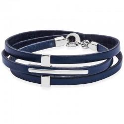 Acheter Bracelet Jack & Co Homme Cross-Over JUB0037