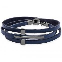Acheter Bracelet Jack & Co Homme Cross-Over JUB0038