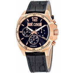 Acheter Montre Homme Just Cavalli Just Escape R7251213001 Chronographe