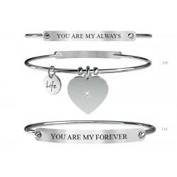 Bracelet Kidult Femme Love + Bracelet Homme 731054