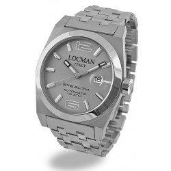 Montre Locman Homme Stealth Automatique 020500AGFNK0BR0