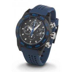 Montre Locman Homme Stealth 300MT Chronographe Quartz 0218C09A-CBCBNKS2B