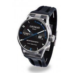 Acheter Montre Locman Homme Montecristo Automatique 051100BKFBL0GOK