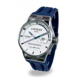 Acheter Montre Locman Homme Montecristo Automatique 051100WHFBL0GOB