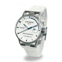 Acheter Montre Locman Homme Montecristo Automatique 051100WHFBL0GOW