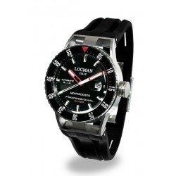 Acheter Montre Locman Homme Montecristo Professional Diver Automatique 051300KRBKNKSIK