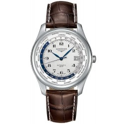 Acheter Montre Longines Homme Master Collection GMT L28024703 Automatique