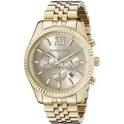 Acheter Montre Michael Kors Homme Lexington MK8281 Chronographe