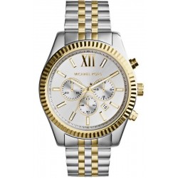 Acheter Montre Michael Kors Homme Lexington MK8344 Chronographe