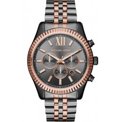 Acheter Montre Michael Kors Homme Lexington MK8561 Chronographe