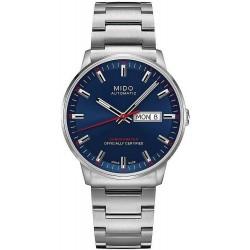 Acheter Montre Mido Homme Commander II COSC Chronometer Automatic M0214311104100