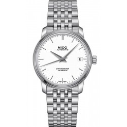 Acheter Montre Mido Femme Baroncelli III COSC Chronometer Automatic M0272081101100