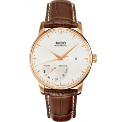 Acheter Montre Mido Homme Baroncelli II Power Reserve Automatic M86053118