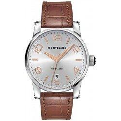 Acheter Montre pour Homme Montblanc TimeWalker Automatic 105813