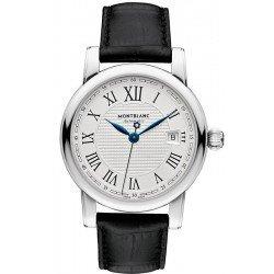 Acheter Montre pour Homme Montblanc Star Date Automatic 107114