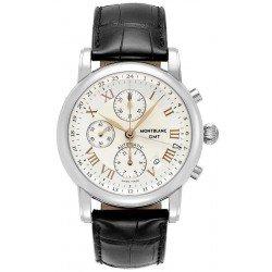 Acheter Montre pour Homme Montblanc Star Chronograph GMT Automatic 36967