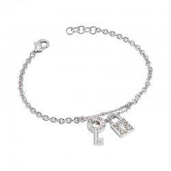 Acheter Bracelet Morellato Femme Abbraccio SABG09