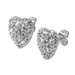 Acheter Boucles d'Oreilles Morellato Femme Heart SRN14