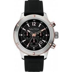 Montre Nautica Homme NSR 19 A17654G Chronographe