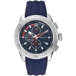 Montre Nautica Homme NST 101 A18724G Chronographe