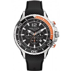 Montre Nautica Homme NST 02 Chronographe A21017G
