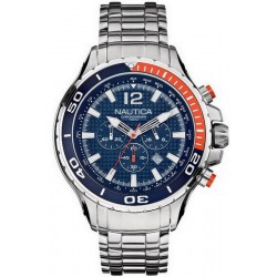 Montre Nautica Homme NST 02 A26535G Chronographe