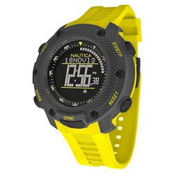 Montre Nautica Homme NMX Digital Yachtimer Multifonction NAD19555G
