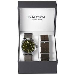 Acheter Montre Nautica Femme NCC 01 Date Box Set NAI12525G