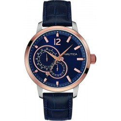 Montre Nautica Homme NCT 15 Multifonction NAI16501G