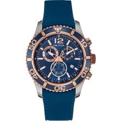Montre Nautica Homme NST 09 NAI16502G Chronographe