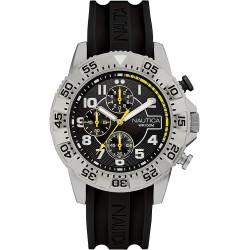 Montre Nautica Homme NSR 104 NAI16510G Chronographe