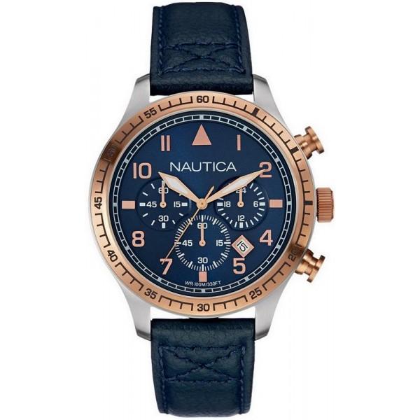 Acheter Montre Nautica Homme BFD 105 NAI17500G Chronographe
