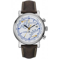 Montre Nautica Homme NFB 01 Fly Back NAI17505G Chronographe