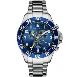 Montre Nautica Homme NST 19 NAI17508G Chronographe