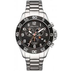 Montre Nautica Homme NST 19 NAI17509G Chronographe