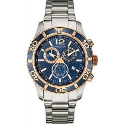Montre Nautica Homme NST 09 Chronographe NAI18500G