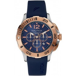 Montre Nautica Homme BFD 101 Dive Style Chronographe NAI19506G