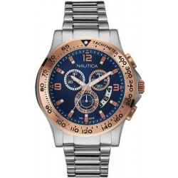 Montre Nautica Homme NST 600 NAI22503G Chronographe