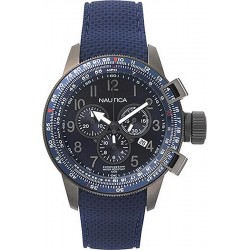 Acheter Montre Nautica Homme Galley Box Set Chronographe NAPGLY001