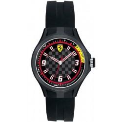 Acheter Montre Scuderia Ferrari Homme SF101 Pit Crew 0820001