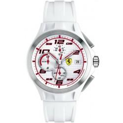 Acheter Montre Scuderia Ferrari Homme SF102 Lap Time Chrono 0830016
