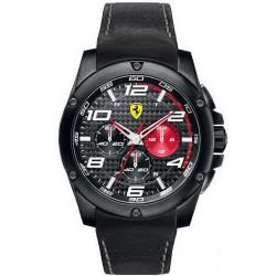 Acheter Montre Scuderia Ferrari Homme SF104 Paddock Chrono 0830030